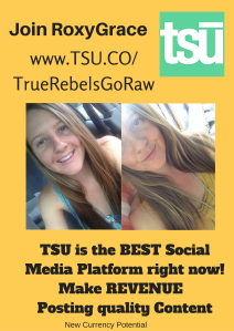 Join me on TSU!