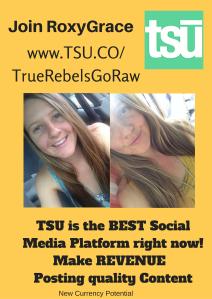 Join me on TSU!