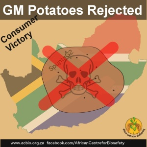 SA bans GMO potatoes